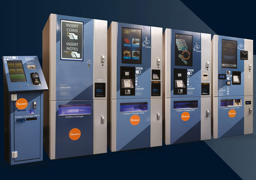 Thomas PayStations, which one do you need?